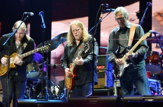 Clapton, Allmans And More From Crossroads Festival
