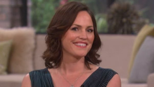 CSI's Jorja Fox on The Talk