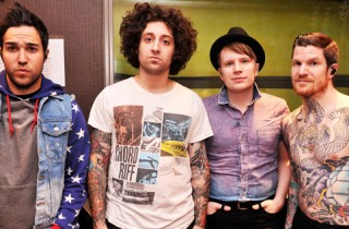 Fall Out Boy Vows To Help Boston Bomb Victims