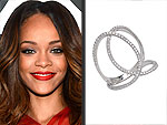You Asked, We Found: Rihanna's Ring & More!