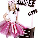 Posh Hearts Collection Valentine Girls Tutu