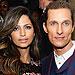 Matthew McConaughey Tells His Kids Never-Ending Stories