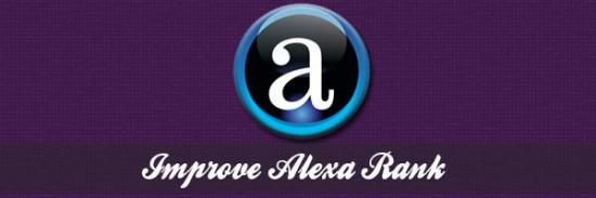 How to improve Alexa Rank