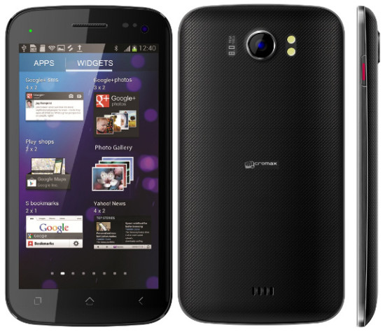 Micromax A110 Canvas 2 Giveaway
