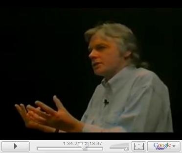 Video David Icke The Turning of the Tide 1996: Well done David Icke – but why put the toad in the punch bowl?