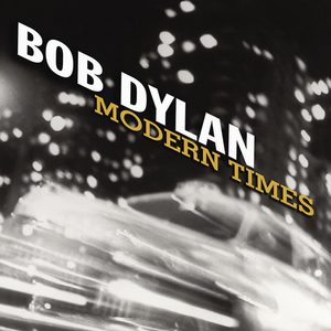 Album cover for Modern Times