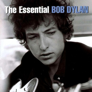 Album cover for The Essential Bob Dylan