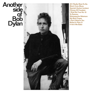 Album cover for Another Side of Bob Dylan