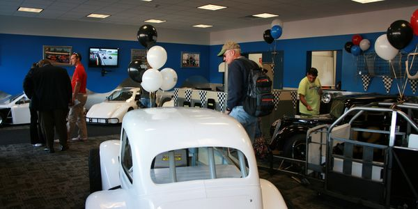The dealership offers everything from parts to full cars.