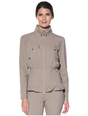 Rosella Ruffle Jacket