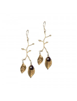 Whispering Leaves Earrings