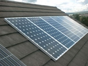 traditional solar panels 300x225 Eco friendly home improvements
