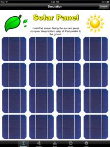 solar panel advisor app 225x300 The best eco apps for iPad and iPad2
