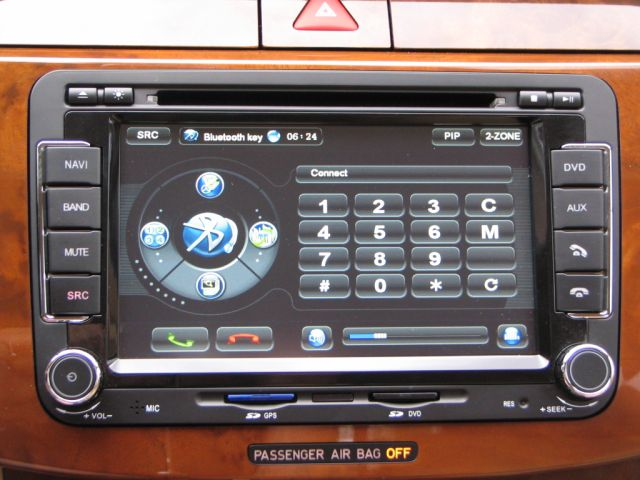 autoradio vcd bluetooth vw