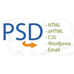 Tools to convert PSD to HTML