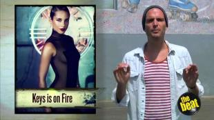 "The Beat 8/16: Alicia Keys Announces ""Girl on Fire,"" Goyte Makes a YouTube Cover Mashup"