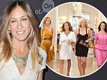 'There is one story left to tell': Sarah Jessica Parker hints at reuniting with her three best girls for third Sex And The City movie