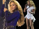 Alkaline water chilled to 21 degrees, $900 straws and red toilet paper: Beyoncé's tour rider reveals her diva demands