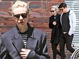 I Wanna Hold Your Hand: Carey Mulligan returns to normality after Gatsby premiere on romantic stroll with Marcus Mumford
