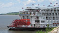 Cruising returns to the Mississippi