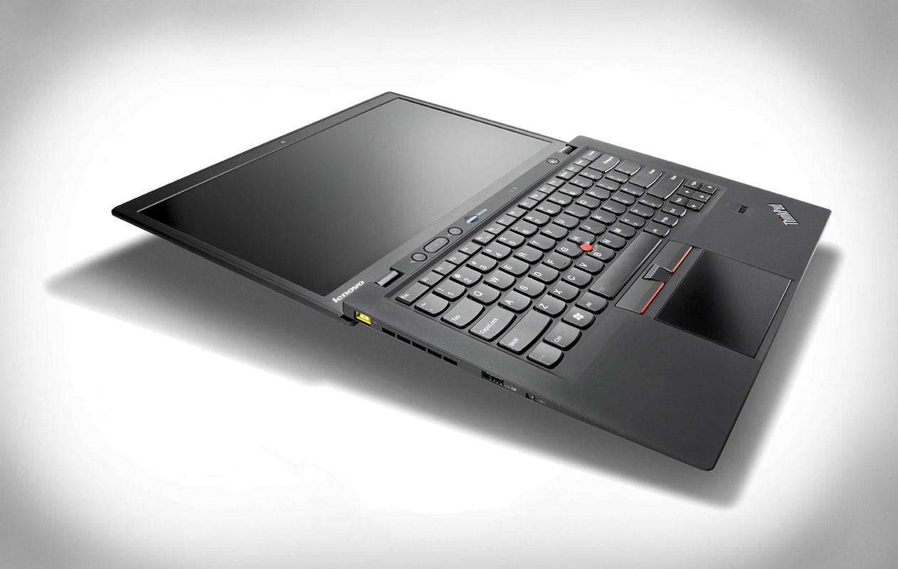 lenovo carbon1 Lenovo unveils worlds lightest Ultrabook: ThinkPad X1 Carbon