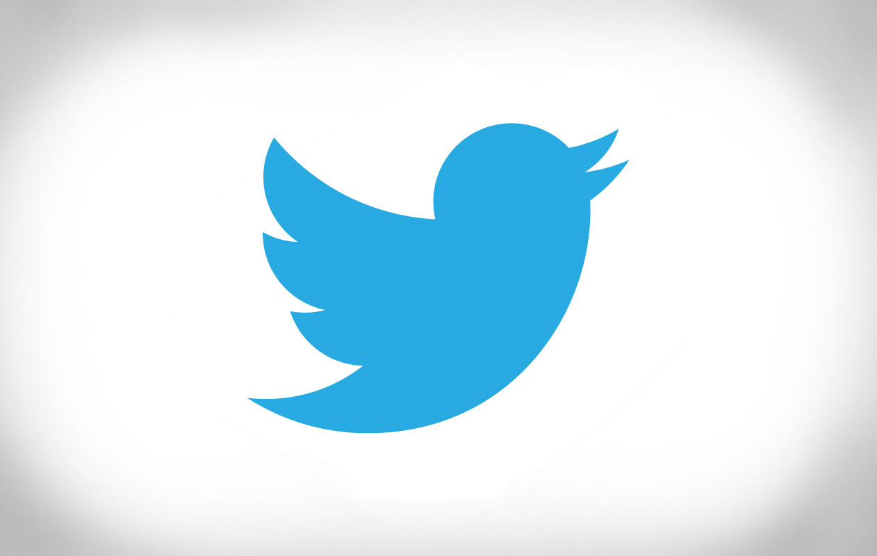 new twitter logo Twitter: Weve made more money from mobile than Web on many days
