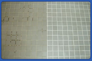 Tile-Grout -Cleaning