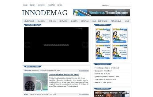 InnodeMag Theme