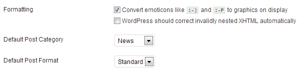 wordpress smileys
