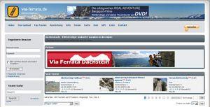 www.via-ferrata.de