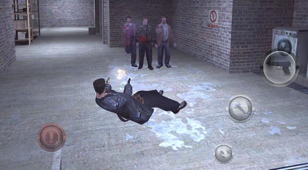 TdM0f Max Payne Android için piyasaya sürüldü