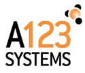 a123 systems Lithium Mining Companies