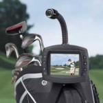Image of a Golf Swing Video Recorder | Golf Themed Gifts for the golfer in your life.