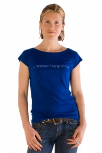 choosehappinessraglanhighres 200x300 Tees for Change: spreading the message in style