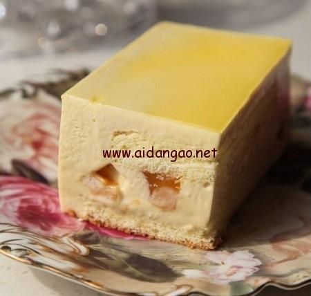 妇女节福利芒果乳酪蛋糕的做法
