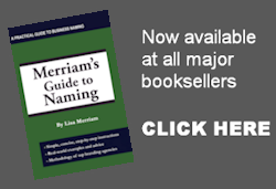Merriam's Guide to Naming Promotion