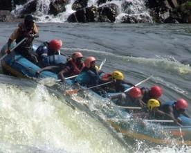 Rafting Tour Uganda, White Water Rafting