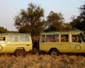 Uganda Car & Safari Vehicle Hire