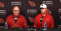 Carson Palmer Introductory Press Conference