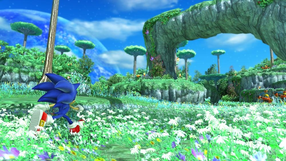 Image from Sonic Generations
