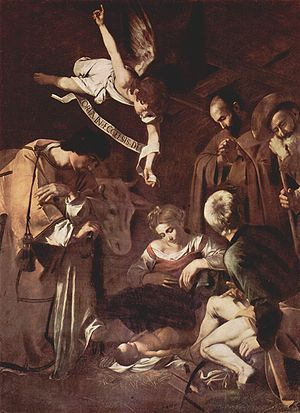 Nativity by Michelangelo Caravaggio stolen in 1969