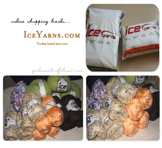 iceyarns shopping review