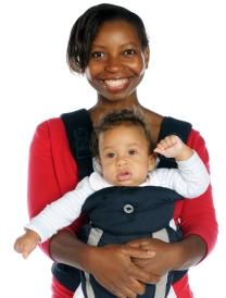ERGO Organic Baby Carrier