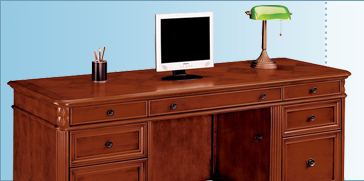 Computer Credenzas at OfficeFurniture.com