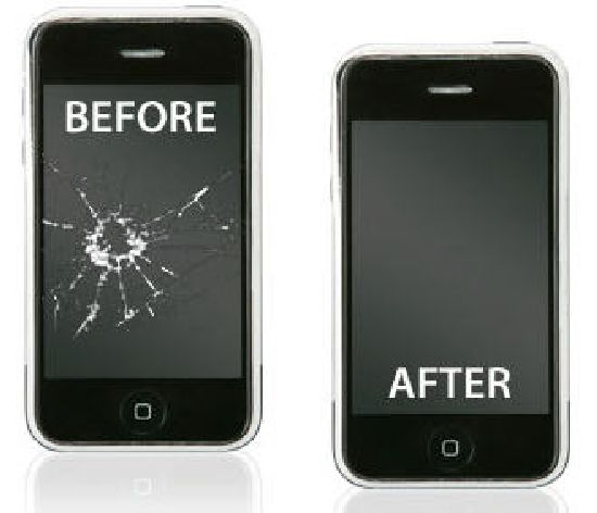 Odegard iPhone Restoration in Great Bend, KS