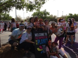The Color Run - Houston