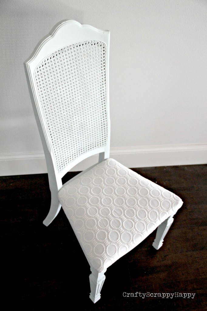 Maison Blanche Paint Chair Up-cycle