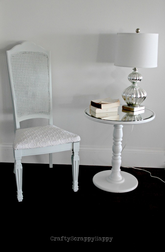 Maison Blanche Paint Chair Upcycle