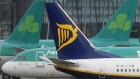 Ryanair's 29.8 per cent stake in Aer Lingus may be leading to higher fares on routes between Ireland and the UK, the UK Competition Commission has found. Photograph: Niall Carson/PA Wire