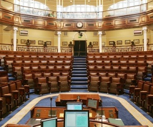 Dáil Sketch Reality check in chamber